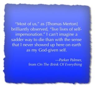 My God-given Self - Merton