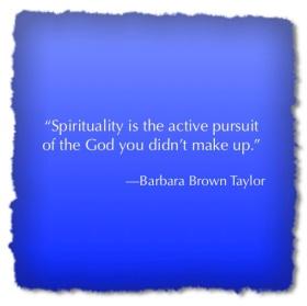 Spirituality - BBT
